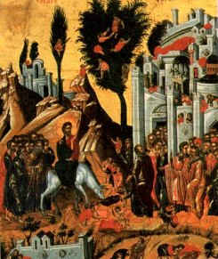 Icon - Palm Sunday