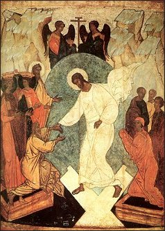 Icon - The Resurrection of Christ